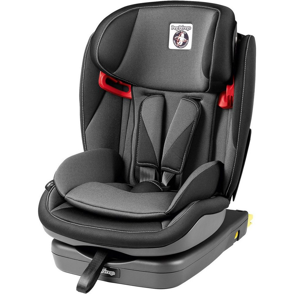 peg perego auto kindersitz viaggio 1 2 3 via crystal. Black Bedroom Furniture Sets. Home Design Ideas