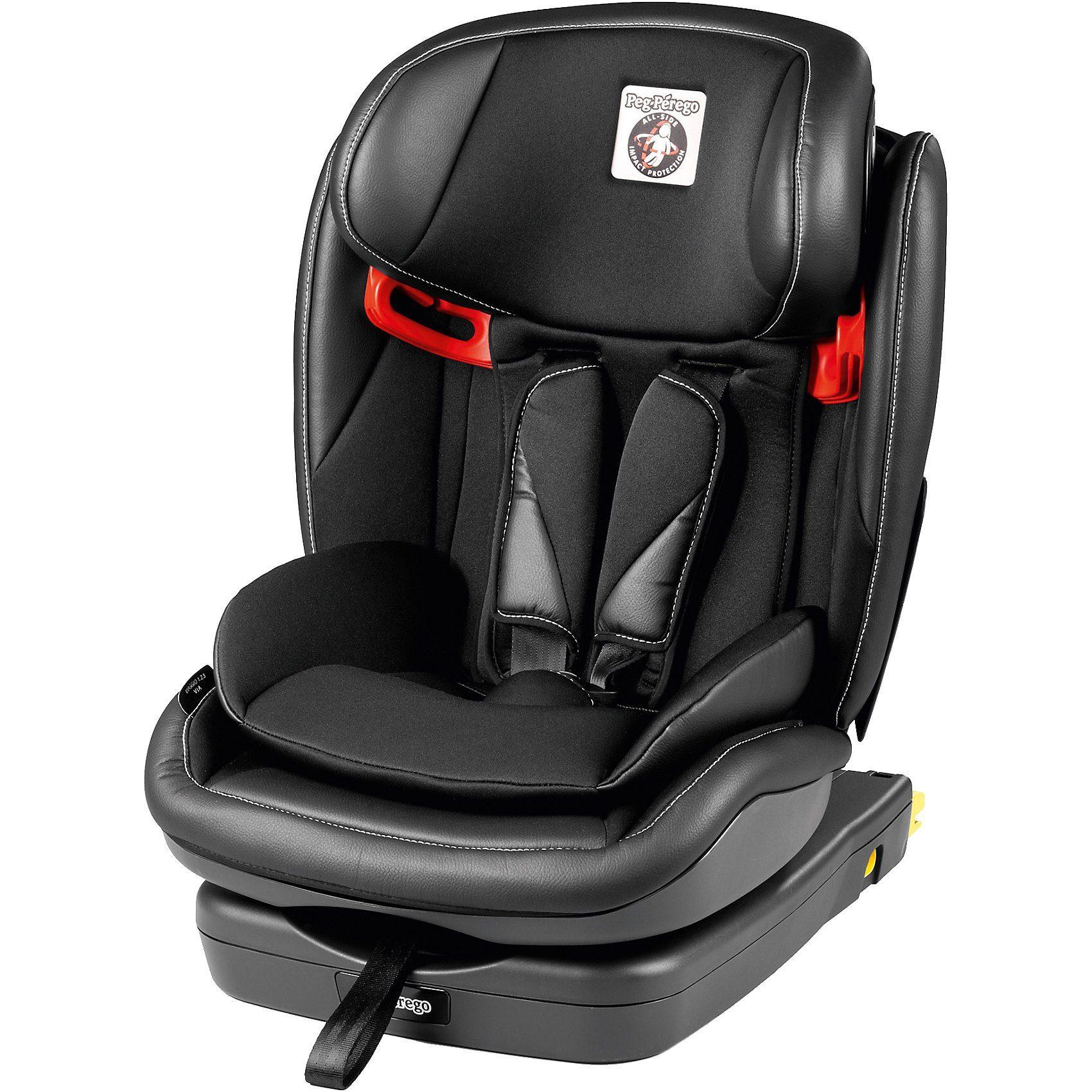 Peg Perego Auto-Kindersitz Viaggio 1-2-3 Via, Licorice, 2018