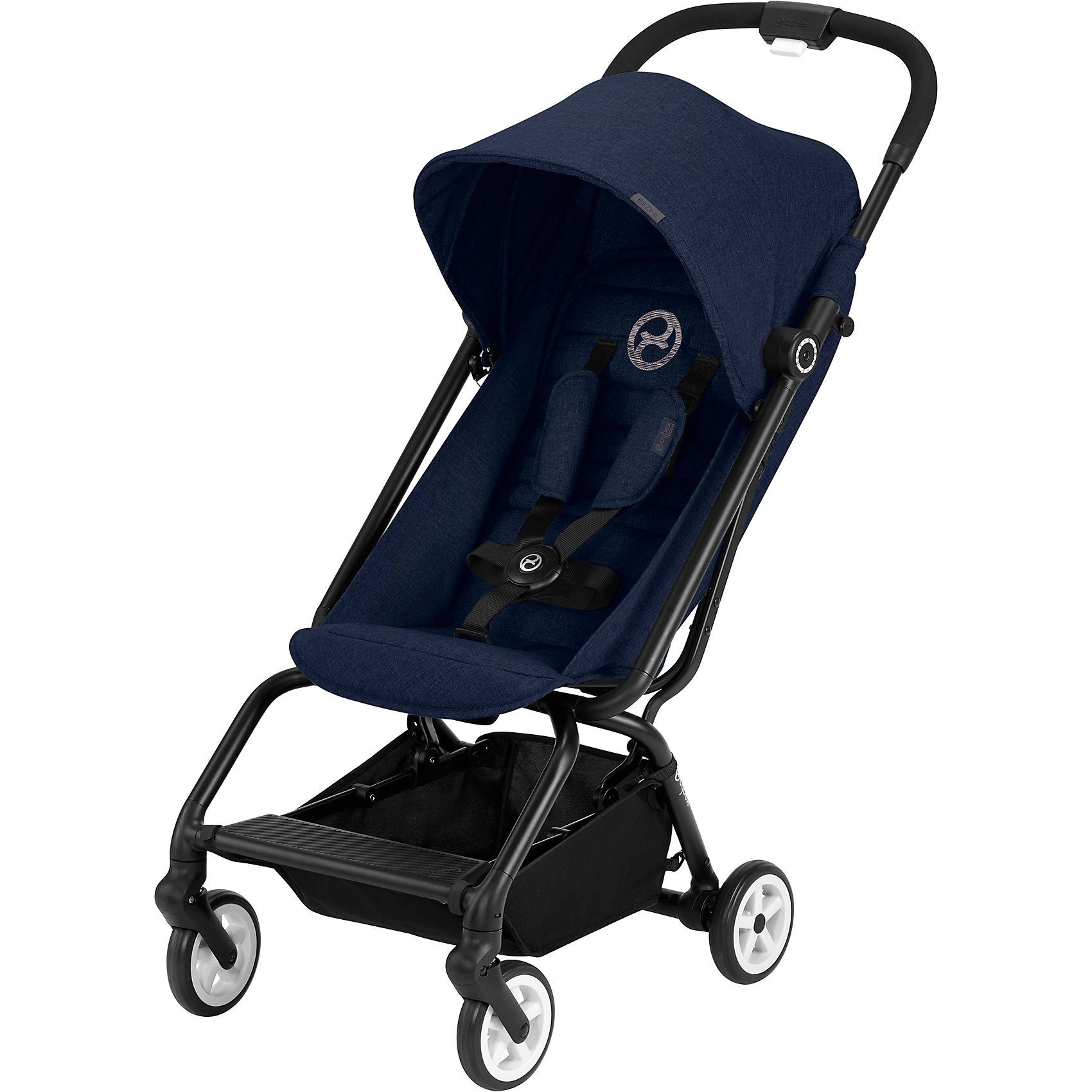 Cybex Buggy Eezy S, Denim Blue, 2018