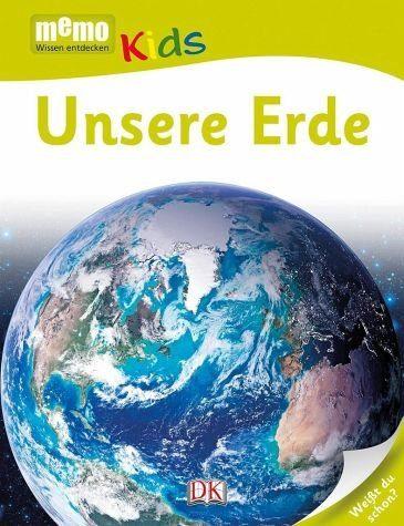 Gebundenes Buch »Unsere Erde / memo Kids Bd.8«