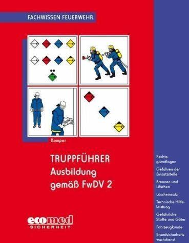 Broschiertes Buch »Truppführer«