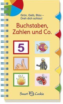 Broschiertes Buch »Grün, gelb, blau - dreh dich schlau:...«