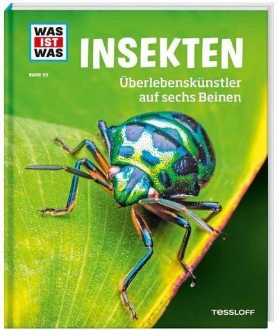 Gebundenes Buch »WAS IST WAS Insekten«