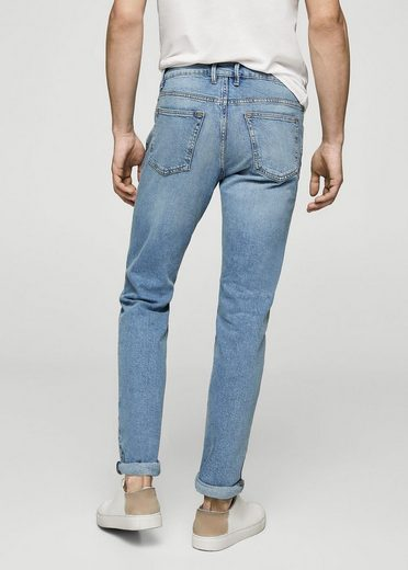 Mango Man Pour Slim Fit Jeans Jan