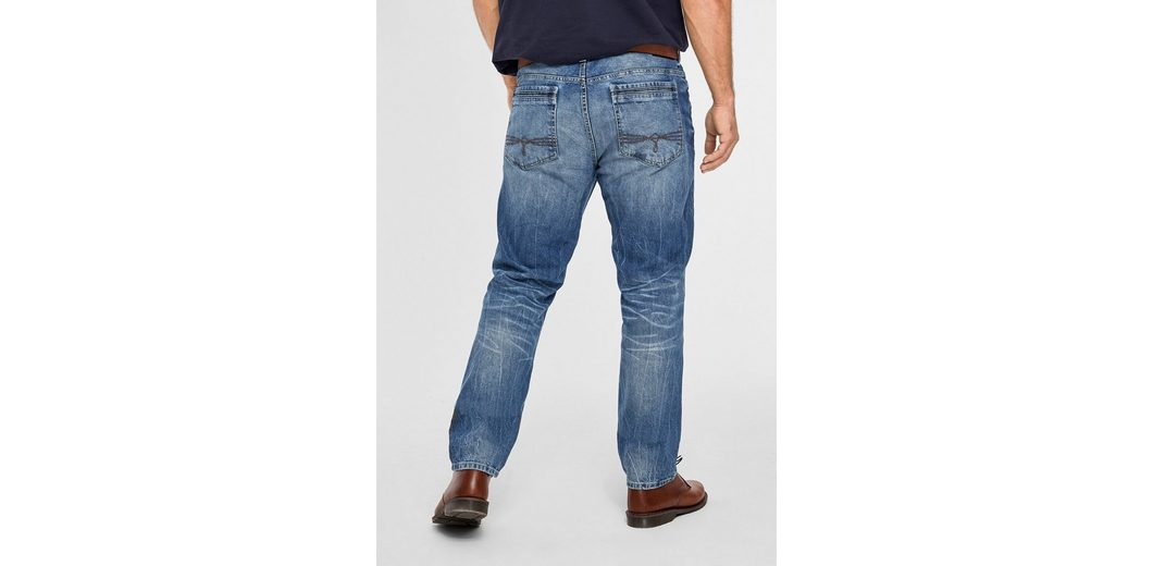 s.Oliver RED LABEL Scube Relaxed: Denim mit Waschung