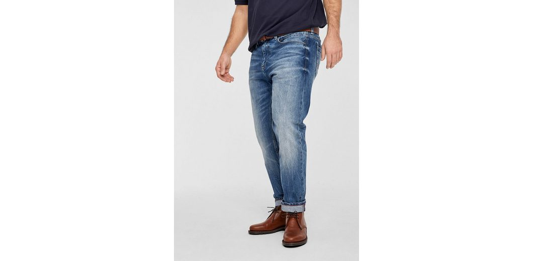 mit RED Denim s Oliver s Relaxed Waschung LABEL Oliver Scube A8w0nwx