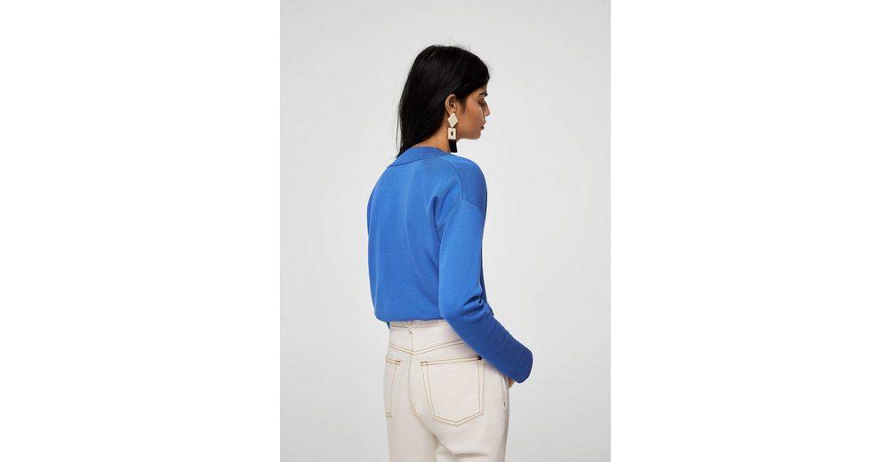 MANGO Pullover mit V-Ausschnitt Footlocker Online Besonders Komfortabel Zu Verkaufen Authentisch Günstig Kaufen Shop wdWoA