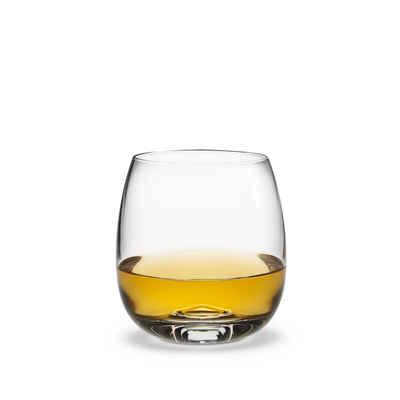 HOLMEGAARD Whiskyglas »Tumbler Fontaine 25 cl aus mundgeblasenem Glas«, Glas