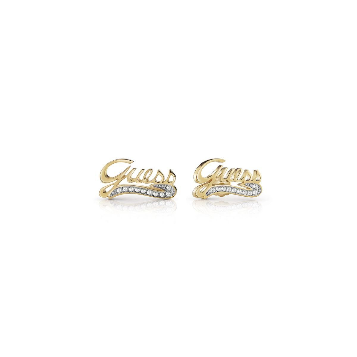 Guess OHRRINGE MILLION HEARTS LOGO
