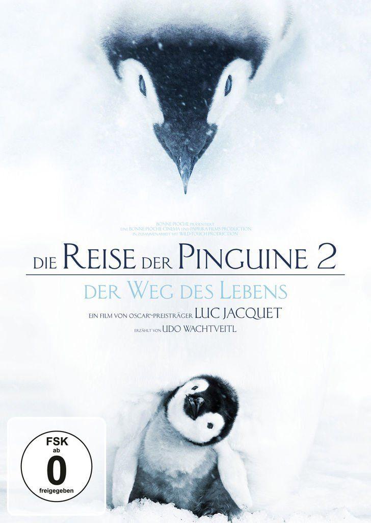 Universum DVD - Film »Die Reise der Pinguine 2 - Der Weg des Lebens«