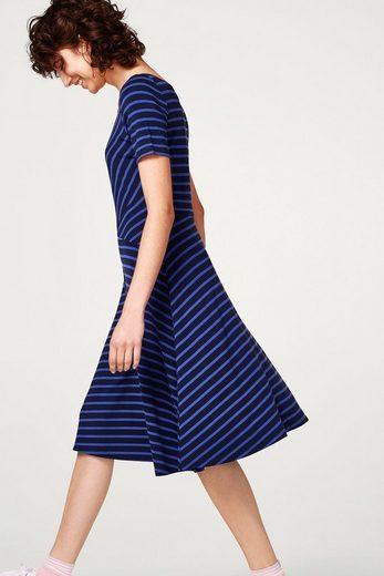 Esprit Jersey Dress With Swinging Rock