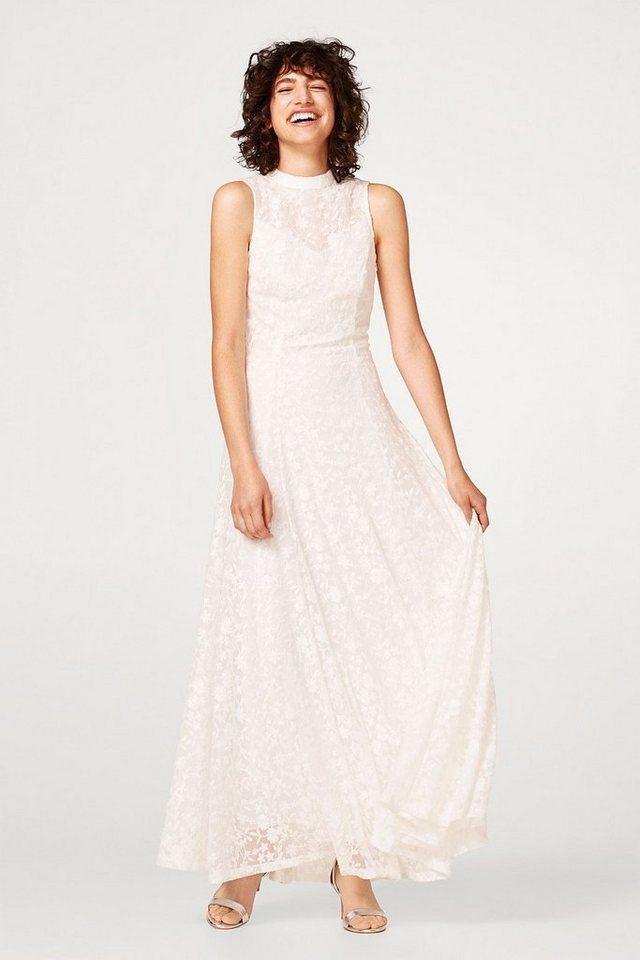 Esprit Collection Brautkleid mit Blumen-Stickereien online kaufen | OTTO