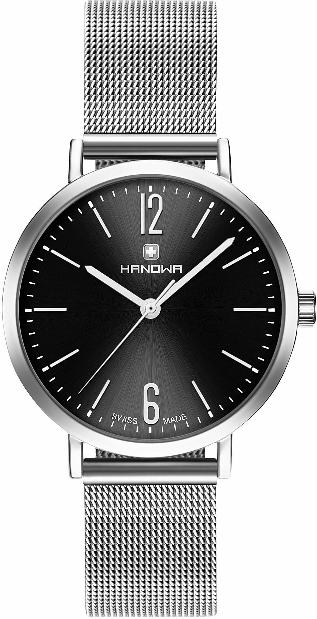 Hanowa Schweizer Uhr »TESSA, 16-9077.04.007«