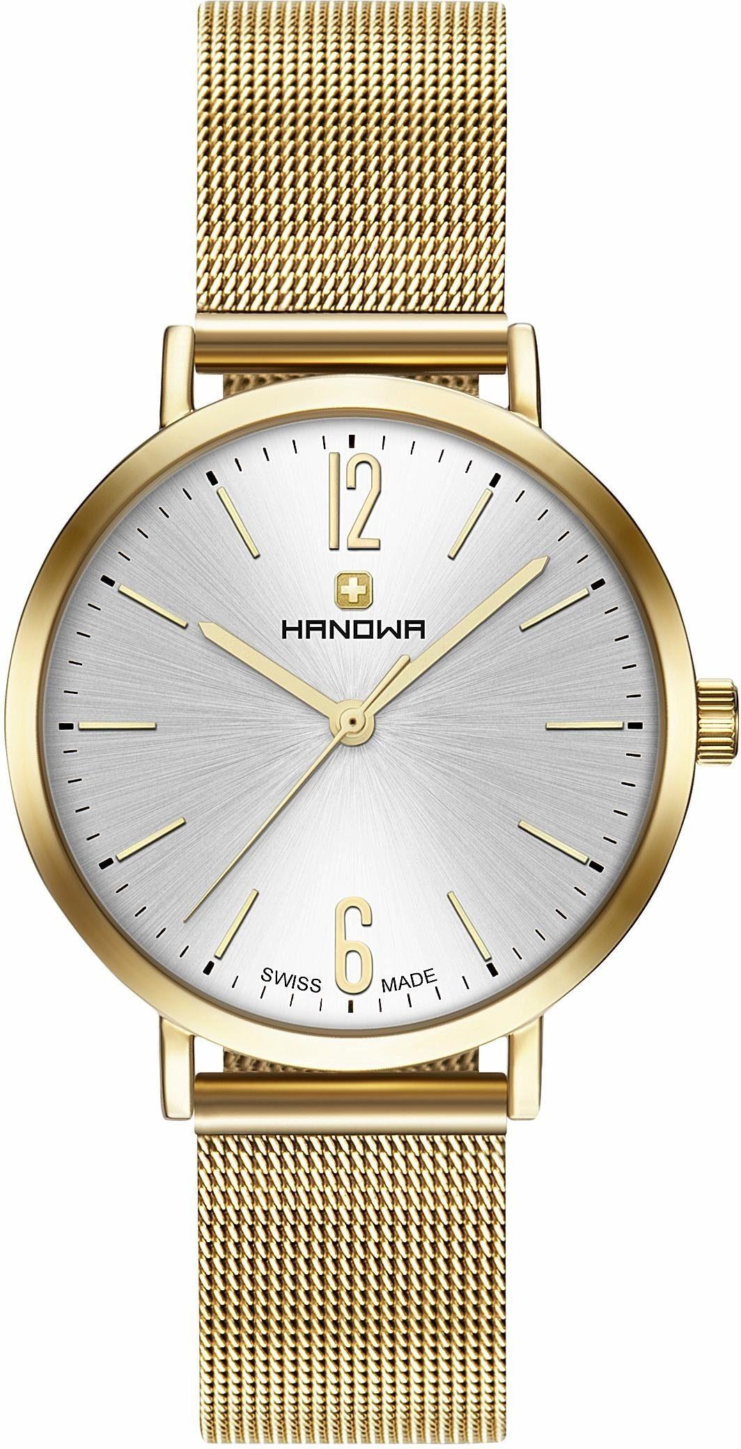 Hanowa Schweizer Uhr »TESSA, 16-9077.02.001«