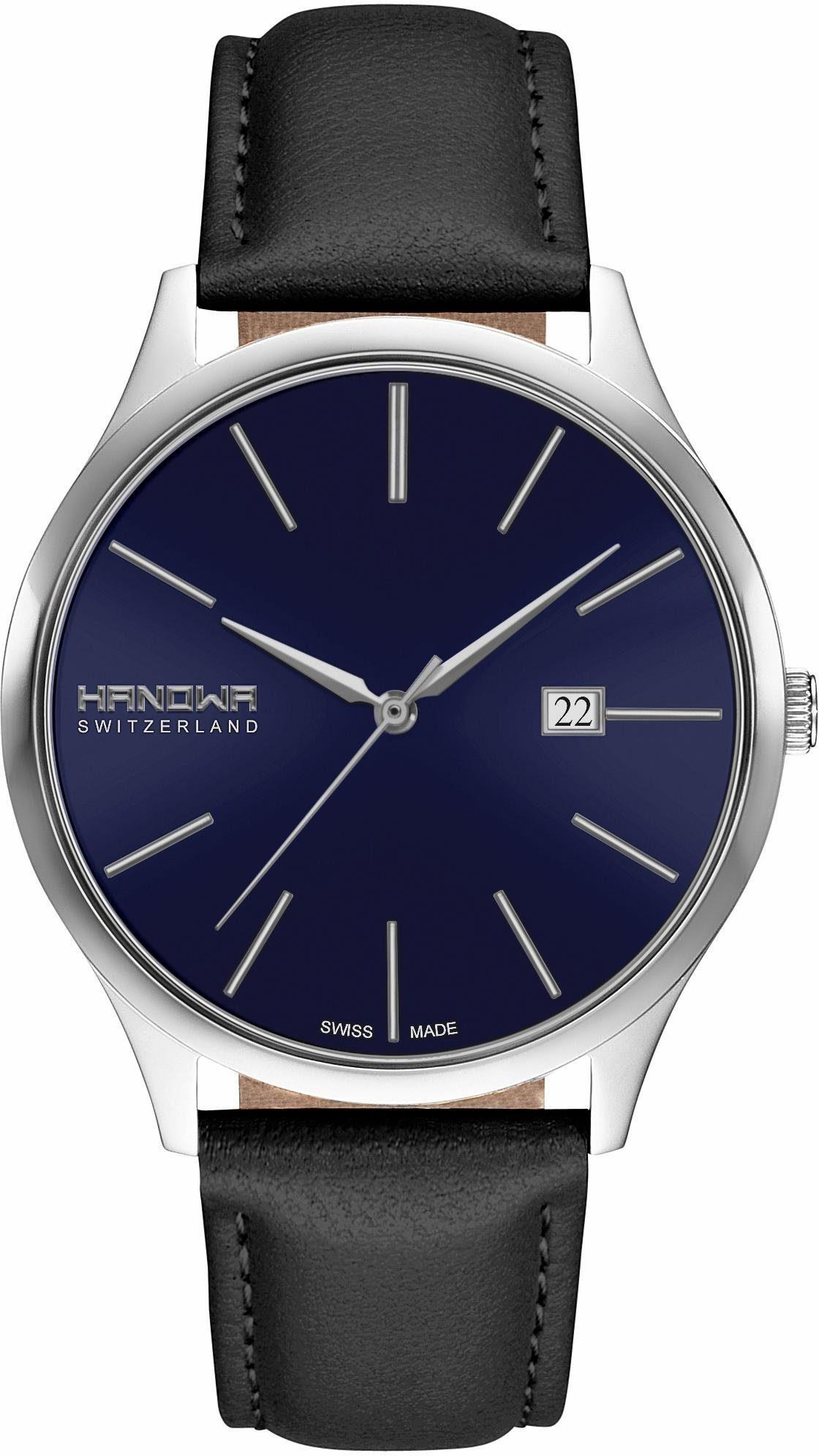 Hanowa Schweizer Uhr »PURE, 16-4075.04.003«