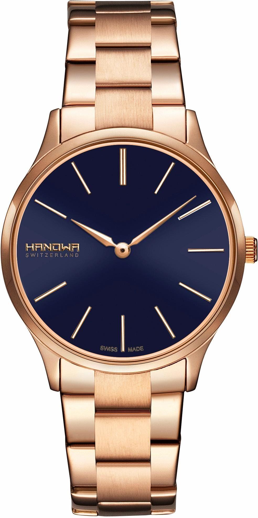 Hanowa Schweizer Uhr »PURE, 16-7075.09.003«
