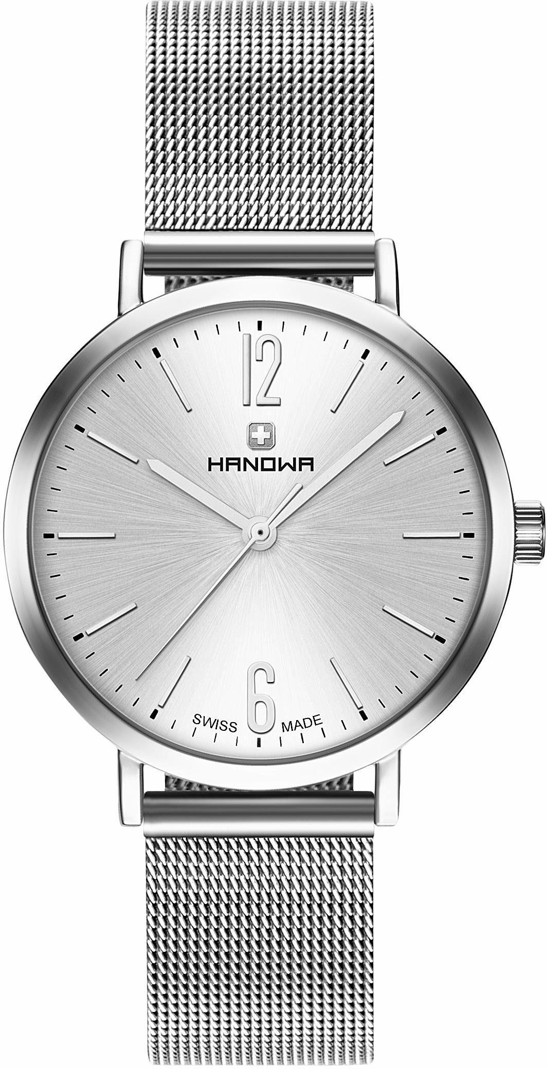 Hanowa Schweizer Uhr »TESSA, 16-9077.04.001«