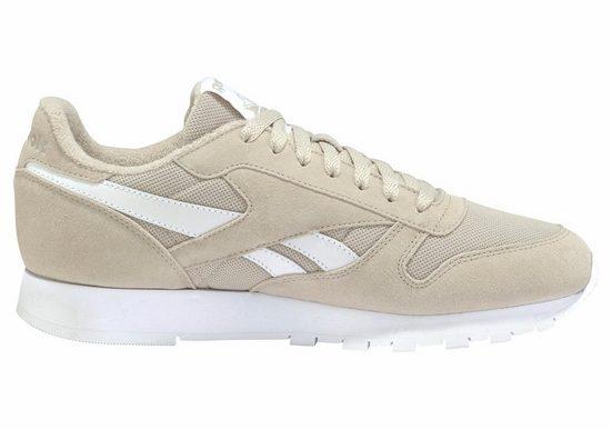 »classic Mu« Sneaker Reebok Leather Classic fqwSA5SBT