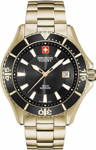 Swiss Military Hanowa Schweizer Uhr »Nautila Gents, 06-5296.02.007«