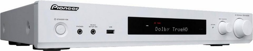 pioneer vsx s520d av receiver bluetooth 3d online kaufen otto. Black Bedroom Furniture Sets. Home Design Ideas