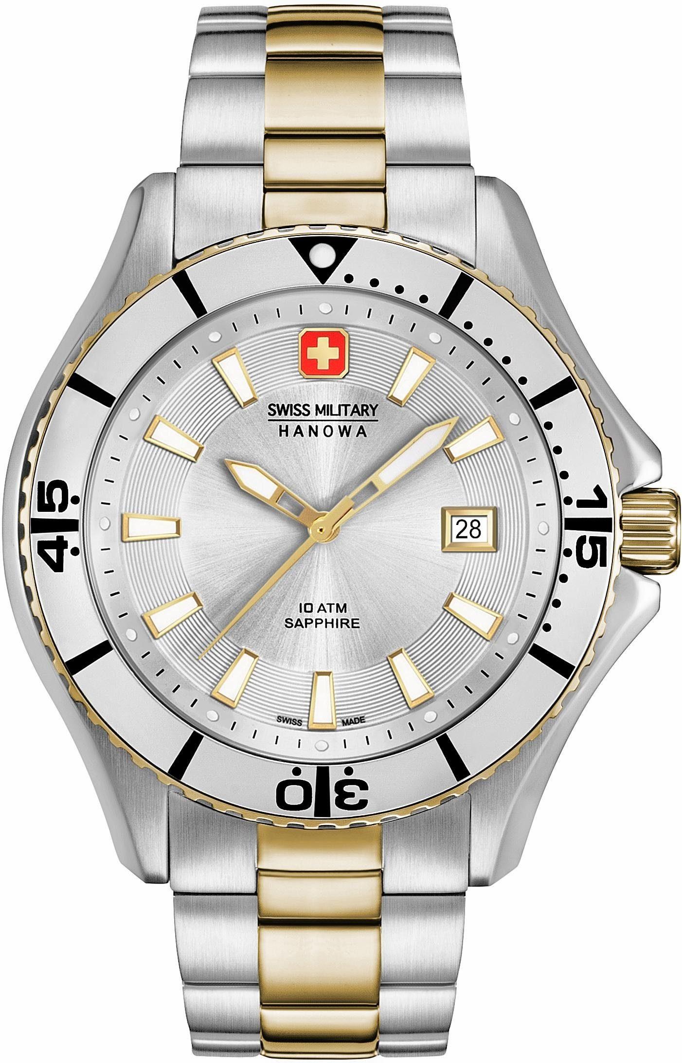 Swiss Military Hanowa Schweizer Uhr »Nautila Gents, 06-5296.55.001«