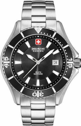 Swiss Military Hanowa Schweizer Uhr »Nautila Gents, 06-5296.04.007«