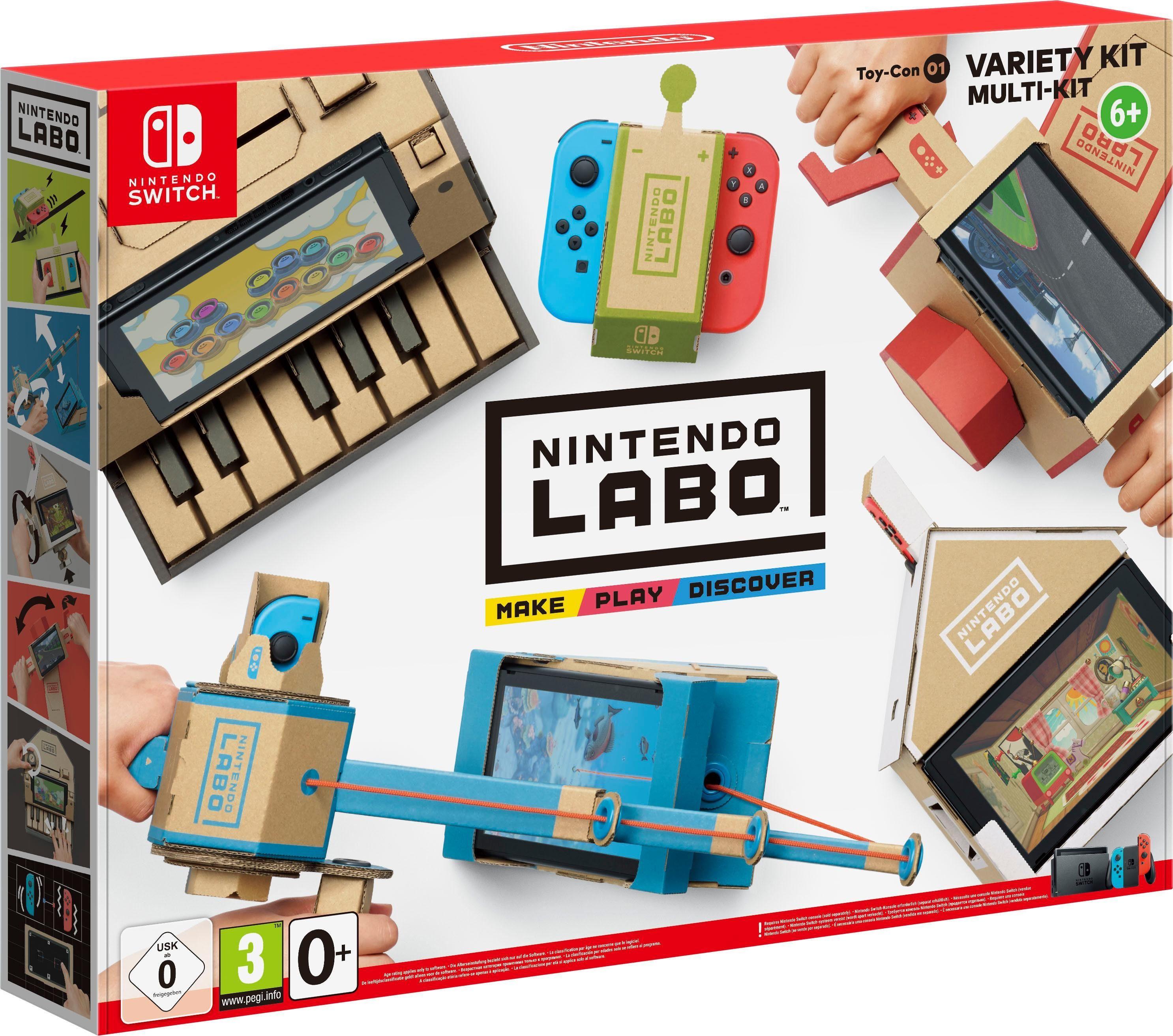 Nintendo Labo: Toy-Con 01 Multi-Set Nintendo Switch