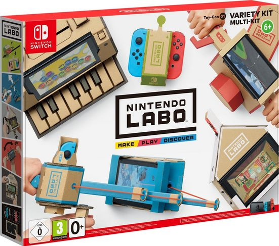 Nintendo Labo: Toy-Con 01 Multi-Set Nintendo Switch
