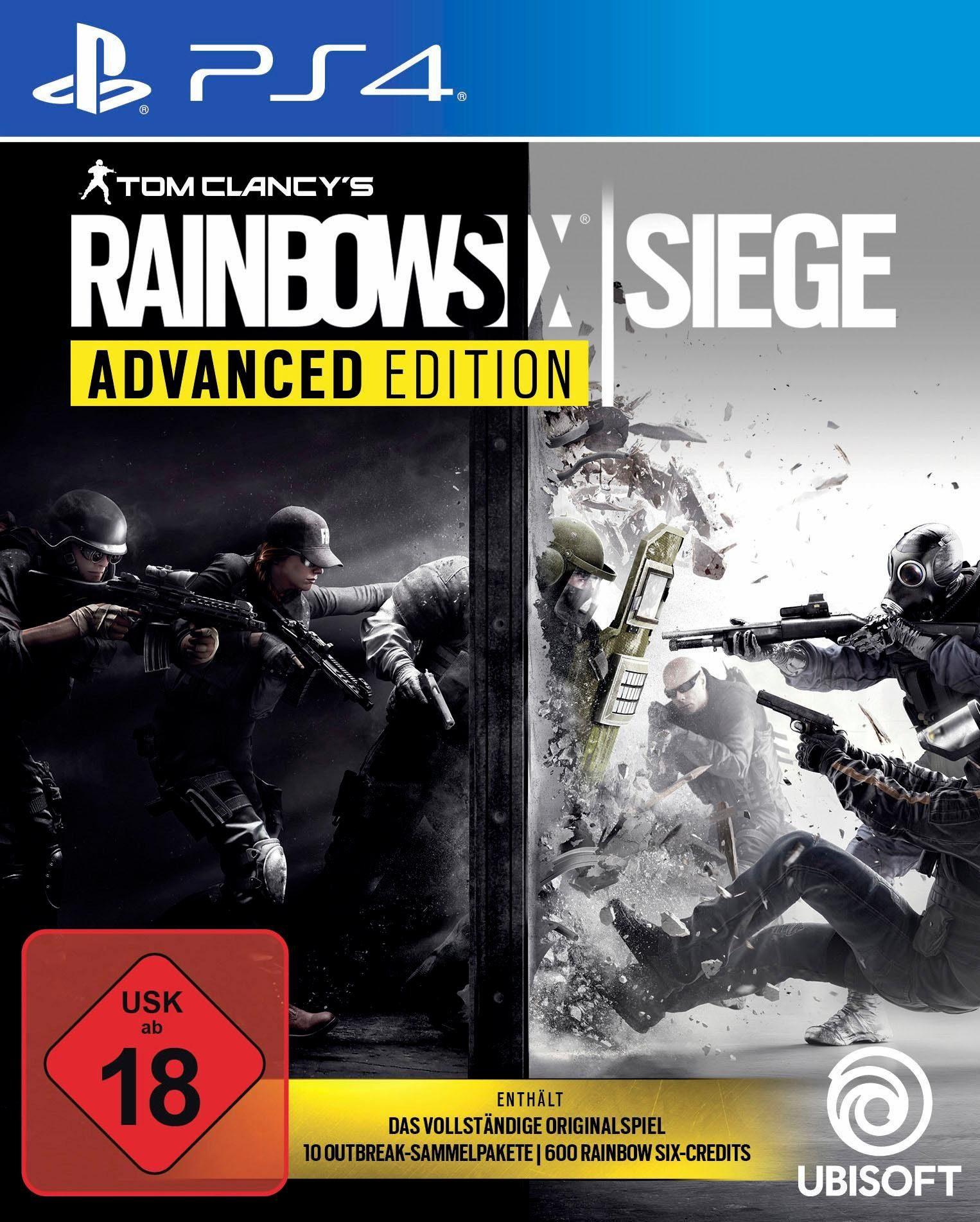 Tom Clancy's Rainbow Six® Siege Advanced Edition PlayStation 4