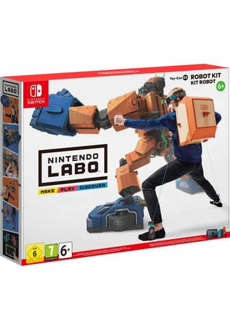 NINTENDO SWITCH Nintendo Labo: Toy-Con 02 Robo-Set