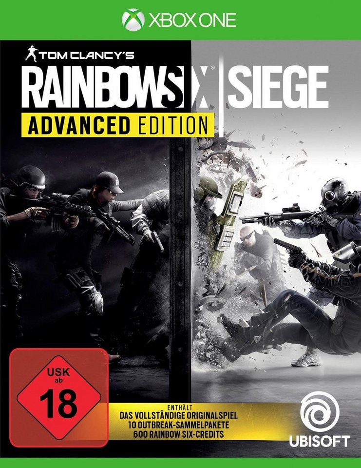 tom clancy s rainbow six siege advanced edition xbox one. Black Bedroom Furniture Sets. Home Design Ideas