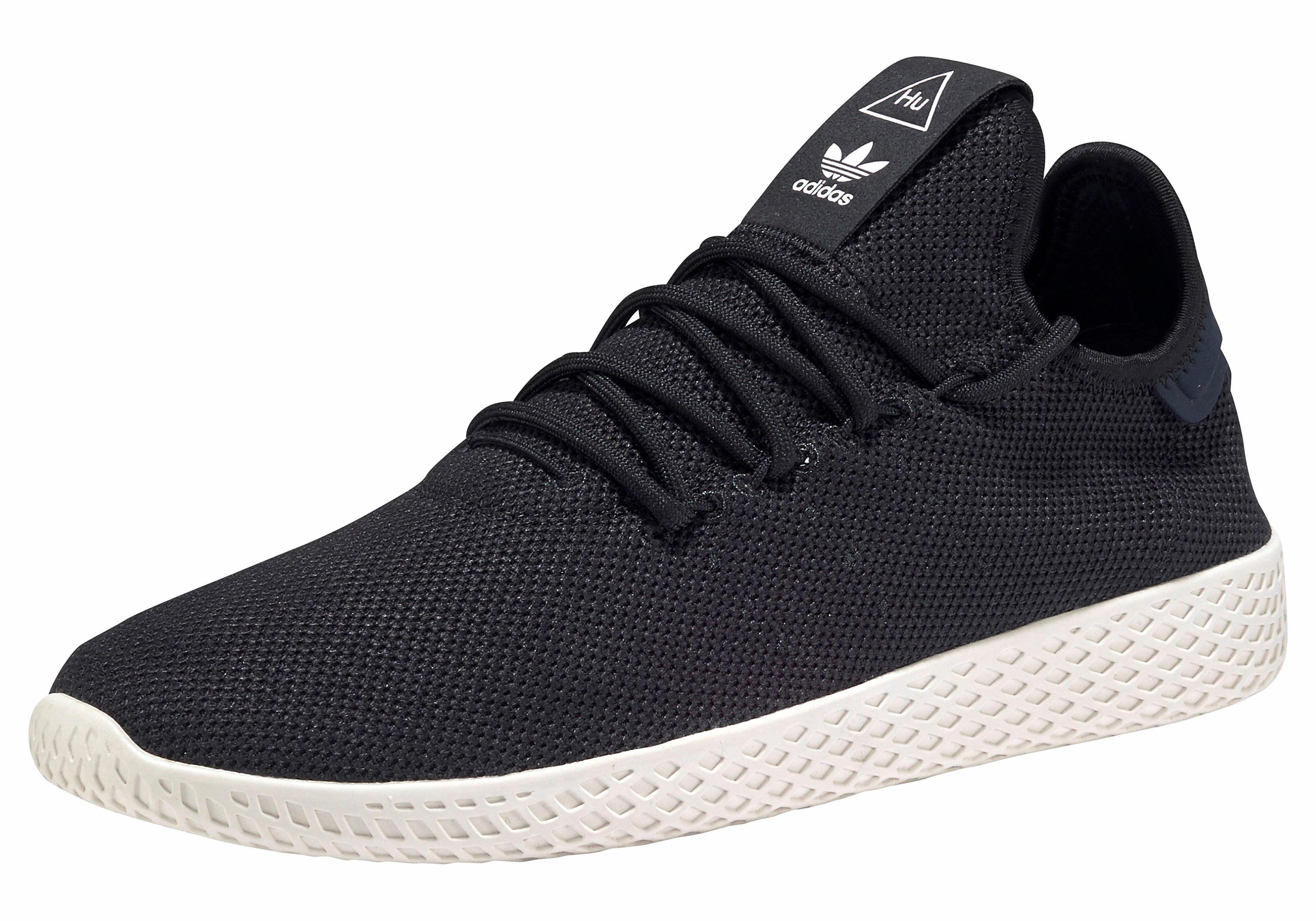 adidas Originals Pharell Williams HU Sneaker  schwarz