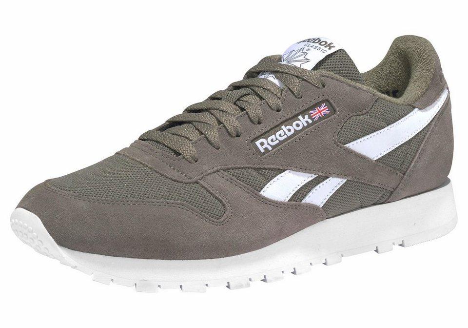 c6a5089ca30a0 Reebok Classic »Classic Leather MU« Sneaker