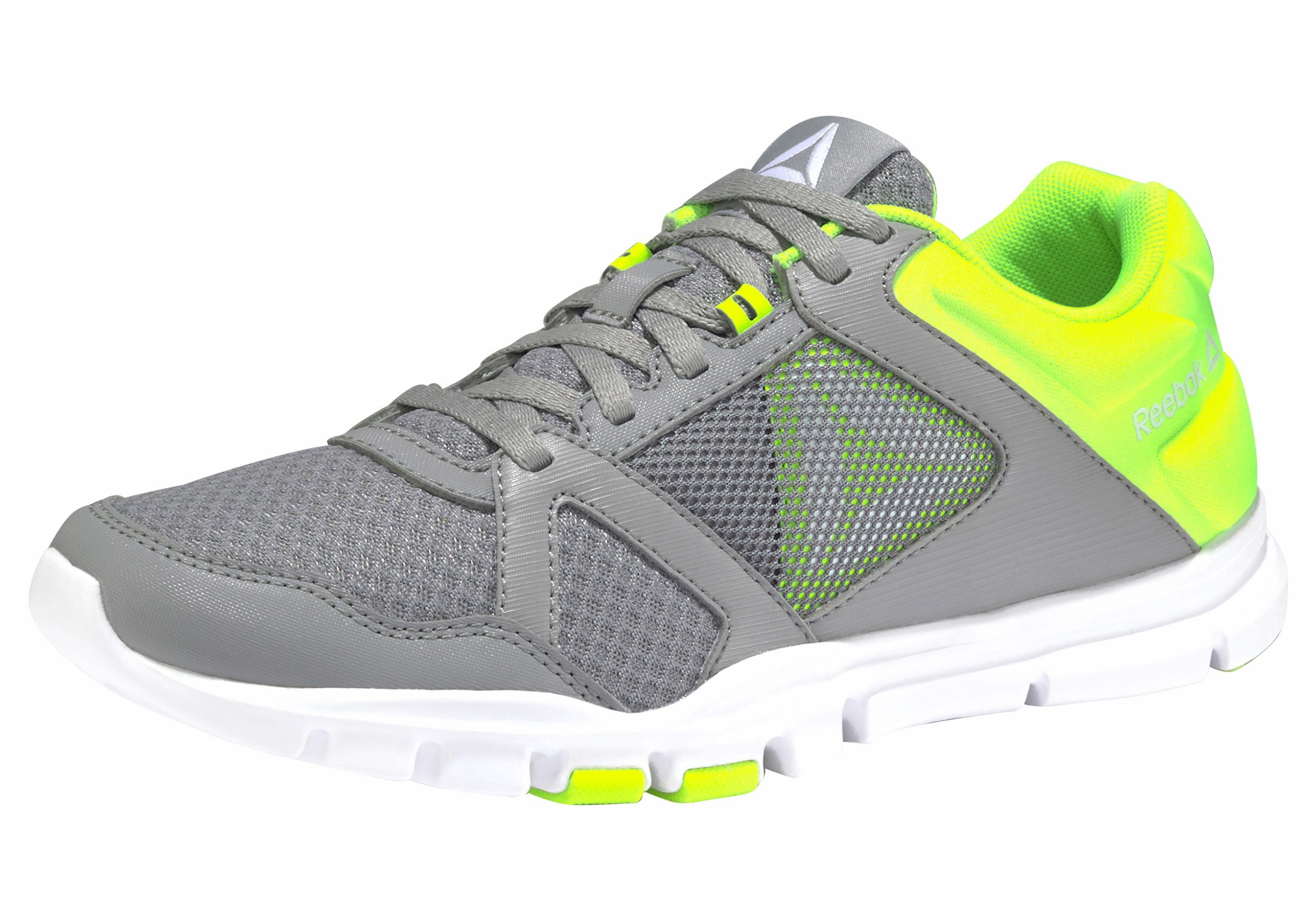 Reebok Yourflex Trainette Fitnessschuh kaufen  grau-neongelb