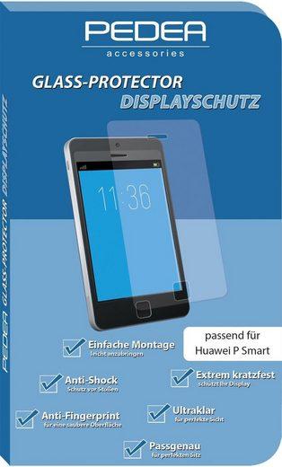 PEDEA Folie »Display-Schutzglas für Huawei P Smart«