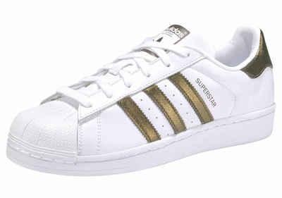 fe083992ad943 adidas Originals Superstar » 3 weltberühmte Streifen