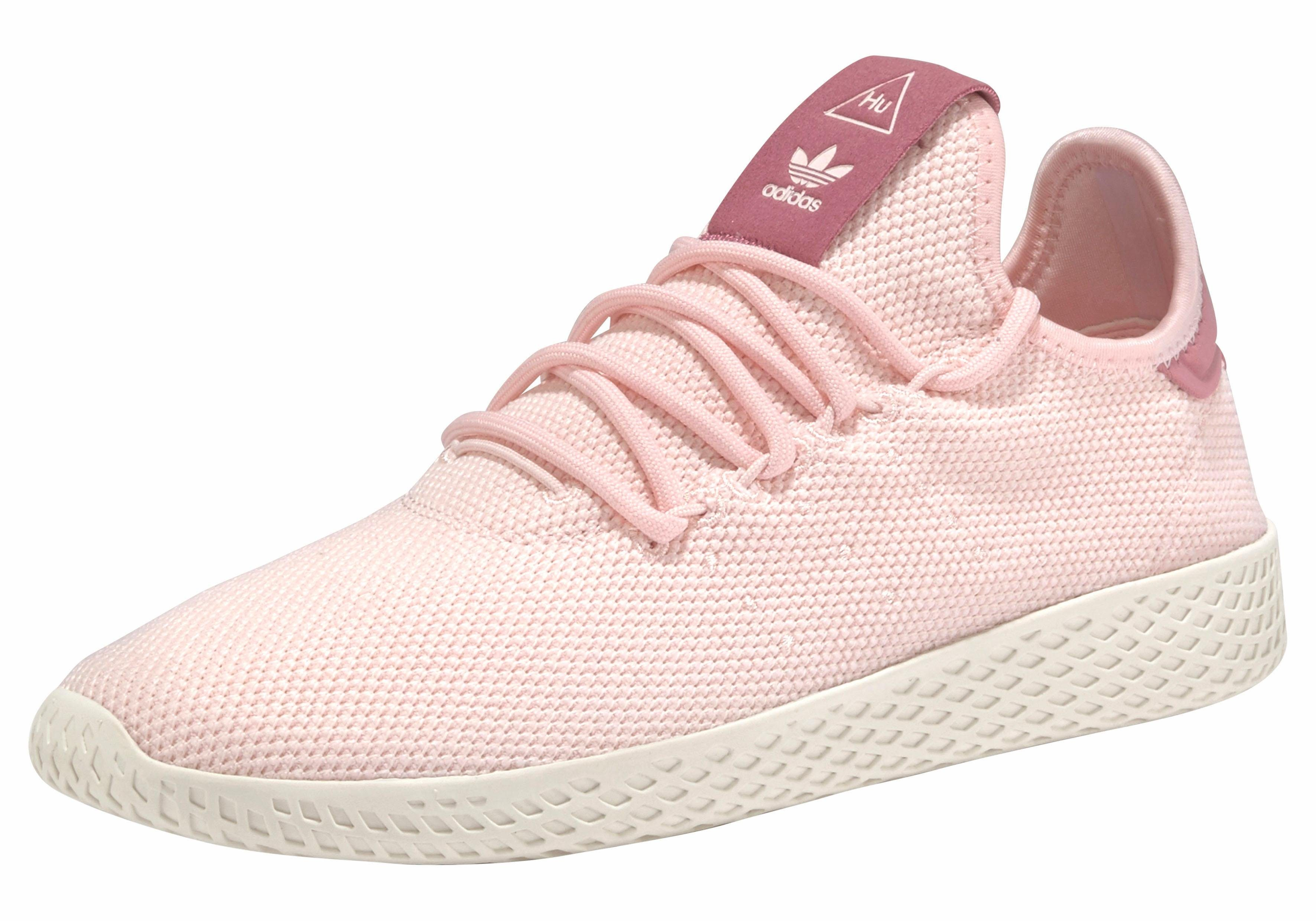adidas Originals Pharell Williams HU W Sneaker  rosa
