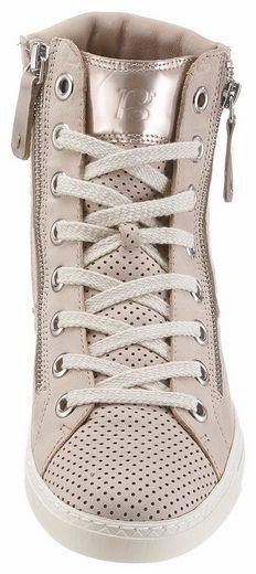 Paul Green Sneaker, mit Perforation
