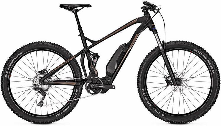Univega Herren E-Bike ATB, 27 Zoll, 11 Gang Shimano SLX, »Renegade S 3.5«