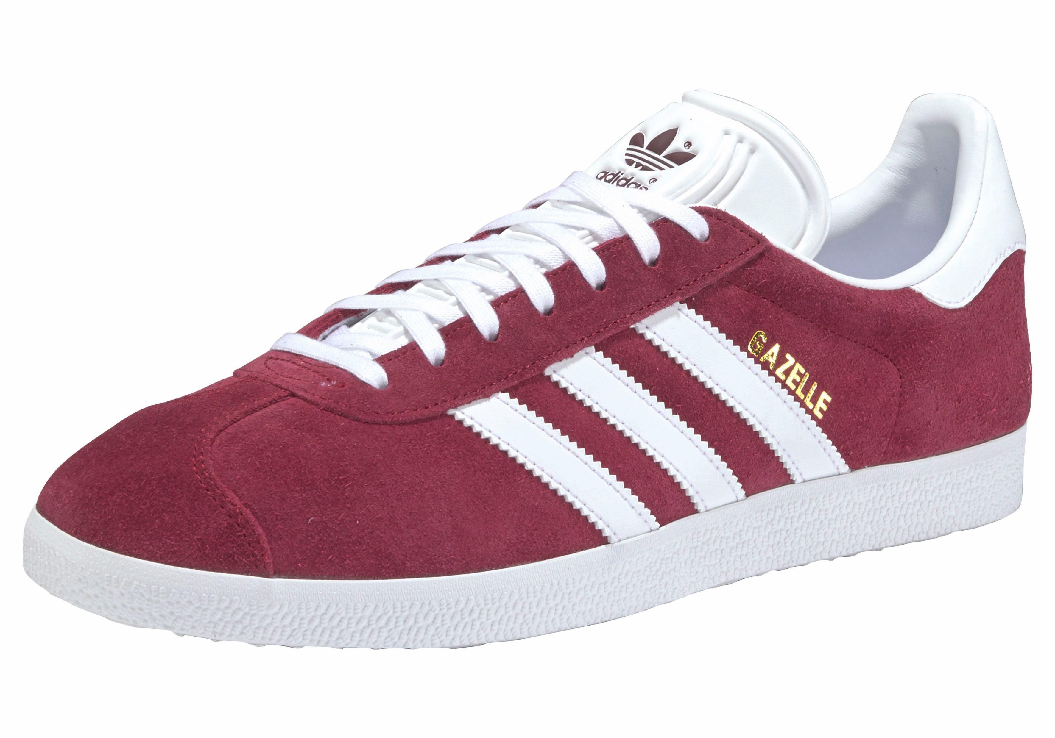 Veloursleder Originals SneakerWeiches Obermaterial »gazelle Online Adidas W« KaufenOtto Aus 1cTFKlJ