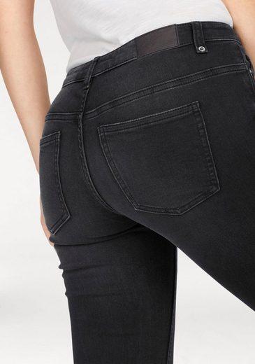 JACQUELINE de YONG Ankle-Jeans JAKE