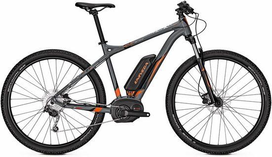 Univega E-Bike »Summit E Edition«, 9 Gang Shimano Deore Schaltwerk, Kettenschaltung, Mittelmotor 250 W