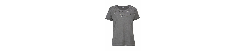 ZABAIONE T-Shirt NATHALIE, mit Zierperlen