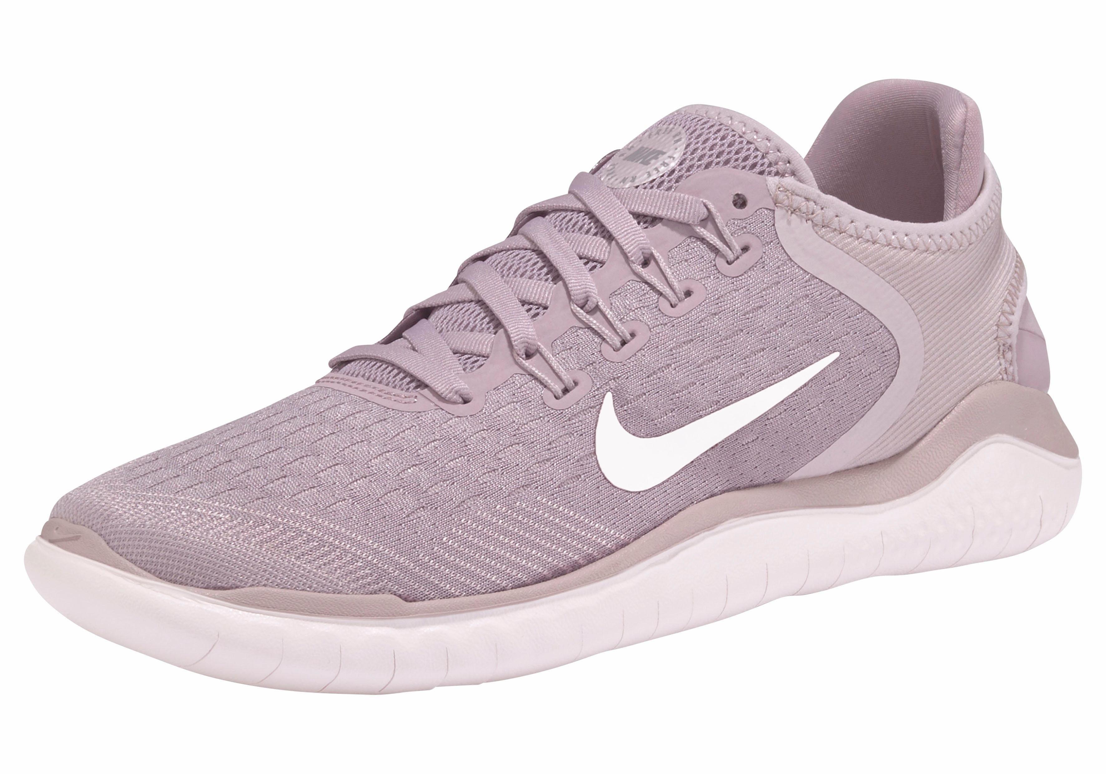 Nike Wmns Free Run 2018 Laufschuh online kaufen  helllila