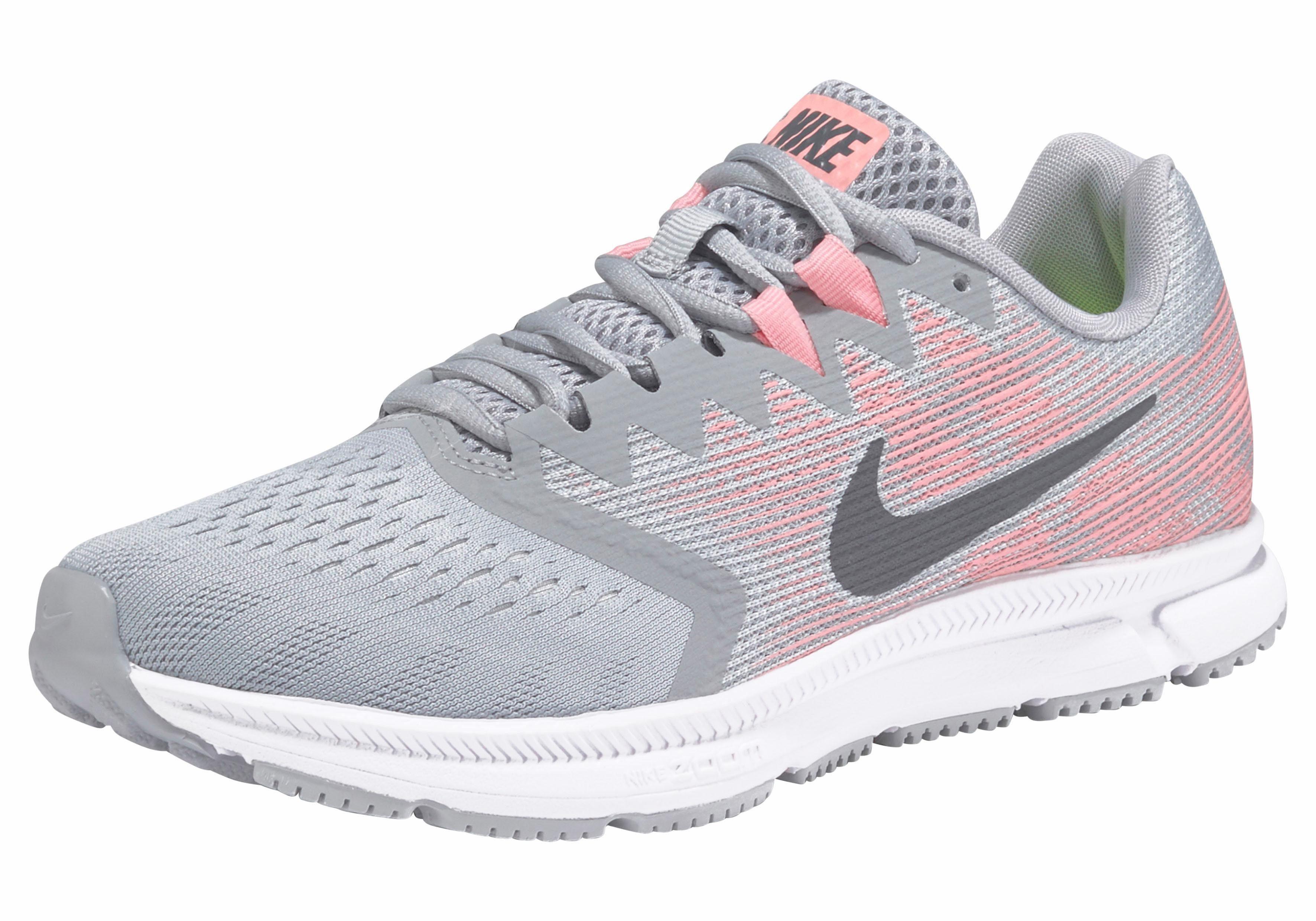 Nike Wmns Zoom Span 2 Laufschuh online kaufen  grau-apricot