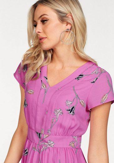 Vero Moda Sommerkleid ELENA, mit Blumenmuster