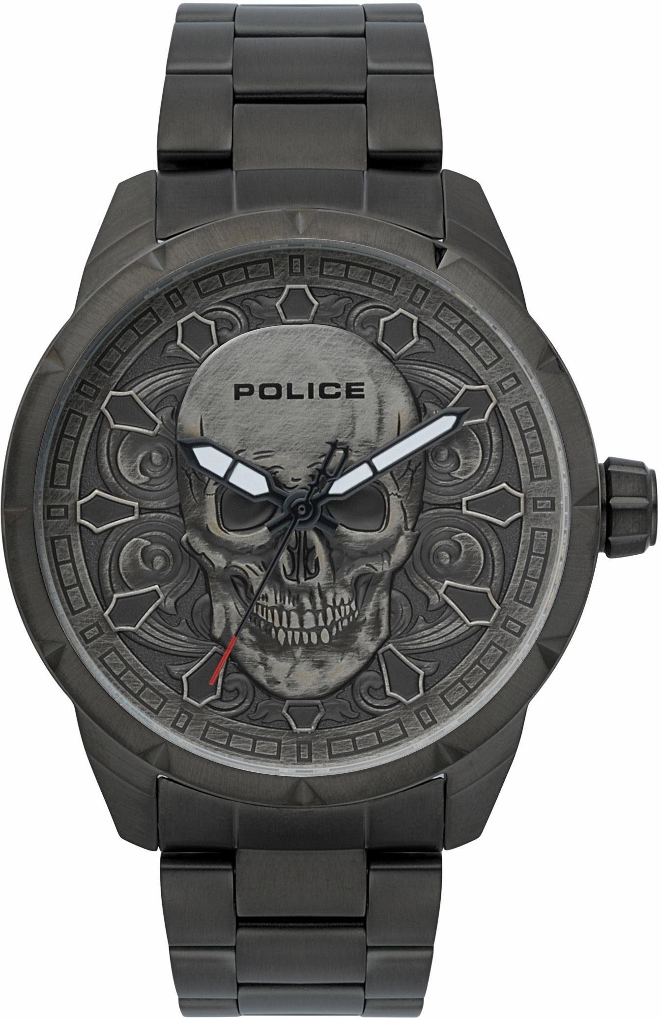 Police Quarzuhr »MYSTIC, PL15397JSU.57M«