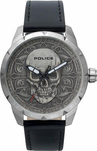 Police Quarzuhr »MYSTIC, PL15397JS.57«