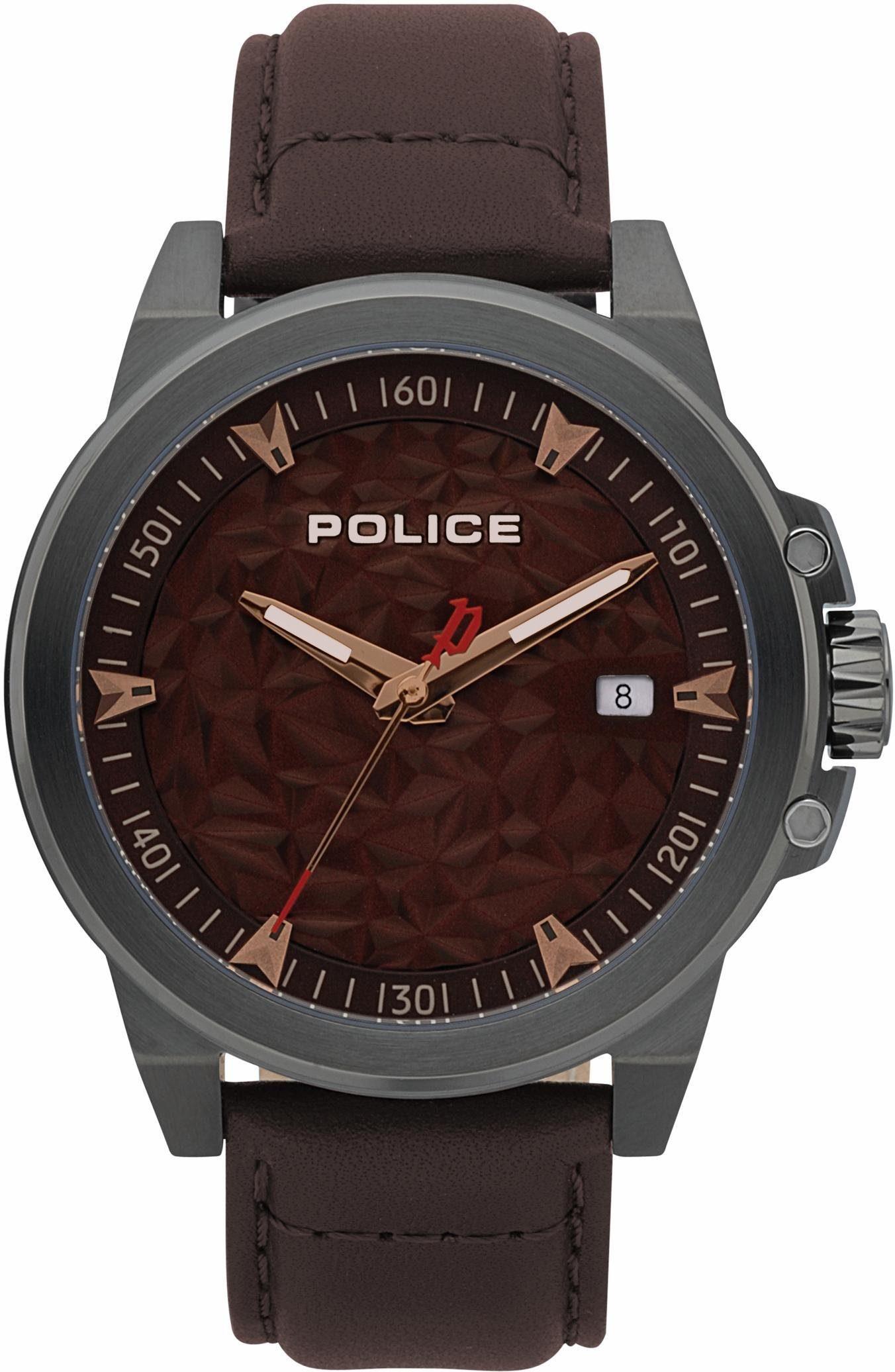 Police Quarzuhr »POLYGON, PL15398JSU.12«