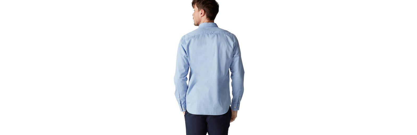Freiheit 100% Garantiert Freiraum 100% Original Marc O'Polo Langarmhemd Rabatt Angebot 6Rq6Mc7A8